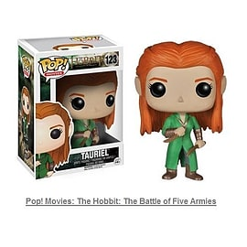 The Hobbit- Tauriel POP Vinyl Figure (#123) Figurines and Sets