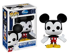 Disney Mickey Mouse POP Vinyl Figure (#01) Figurines and Sets