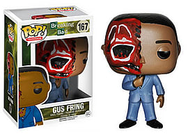 Breaking Bad Dead Gus Fring (167) POP Vinyl Figure Figurines and Sets