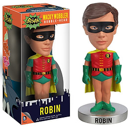 Batman TV Series Robin Wacky Wobbler Bobble Head Figurines and Sets