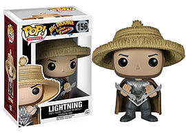 Big Trouble In Little China- Lightning POP Vinyl Figure (#156) Figurines and Sets