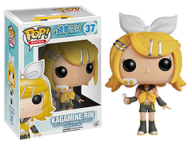 Vocaloid Kagamine Rin Pop Vinyl Figure Figurines and Sets