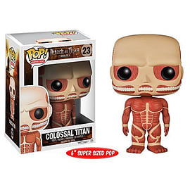 Attack On Titan- Colossal Titan POP Vinyl Figure (23) Figurines and Sets