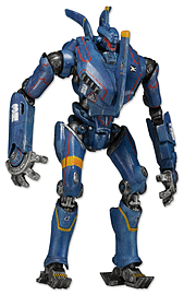 Pacific Rim Jaeger Romeo Blue Action Figure Figurines and Sets