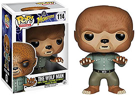 Universal Monsters The Wolf Man POP Vinyl Figure Figurines and Sets
