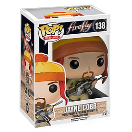 Firefly- Jayne Cobb Pop Vinyl Figure (#138) Figurines and Sets