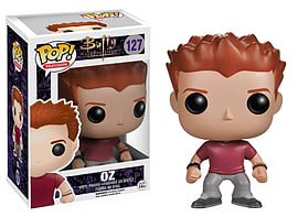 Buffy the Vampire Slayer- Oz POP Vinyl Figure (127) Figurines and Sets