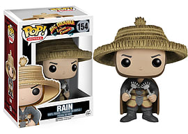 Big Trouble In Little China- Rain POP Vinyl Figure (#154) Figurines and Sets