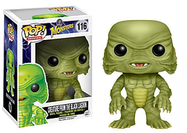 Universal Monsters Creature From The Black Lagoon POP Vinyl Figure Figurines and Sets