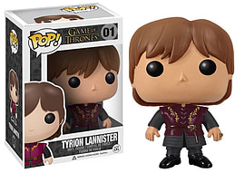 Tyrion Lannister: Game of Thrones Pop Vinyl Figure Figurines and Sets