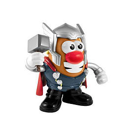 Marvel Comics Thor Potato Head Figurines and Sets