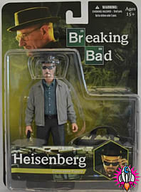 Breaking Bad: Heisenberg Action Figure Figurines and Sets