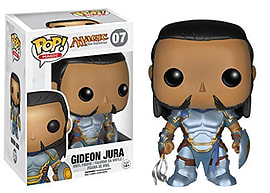 Magic The Gathering- Gideon Jura POP Vinyl Figure (#07) Figurines and Sets