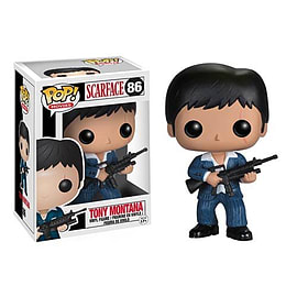 Scarface Tony Montana POP Vinyl Figure Figurines and Sets