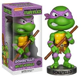 Teenage Mutant Ninja Turtles- Donatello Bobblehead Figurines and Sets