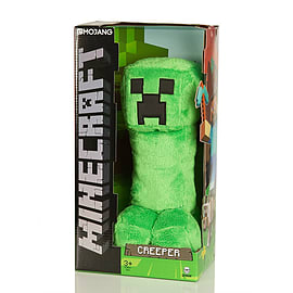 Minecraft 12 inch Creeper Plush Figurines and Sets