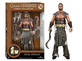 Game Of Thrones Legacy Collection- Khal Drogo Action Figure Figurines and Sets