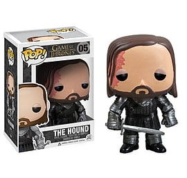ACC GOT THE HOUND FIGURE Figurines and Sets