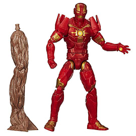 Guardians Of The Galaxy- Iron Man 6 Figure Figurines and Sets