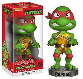 Teenage Mutant Ninja Turtles- Raphael Bobblehead Figurines and Sets