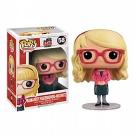 Big Bang Theory Bernadette Rostenkowski-Wolowitz (58) POP Vinyl Figure Figurines and Sets