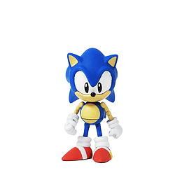 Sonic The Hedgehog 1991 Sonic Through Time Figure - 20th Anniversary Figurines and Sets