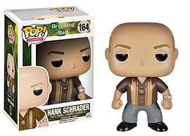 Breaking Bad Hank Schrader (164) POP Vinyl Figure Figurines and Sets