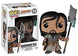 Magic The Gathering- Sarkhan Vol POP Vinyl Figure (#11) Figurines and Sets