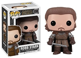 Game Of Thrones Robb Stark POP Vinyl Figure Figurines and Sets