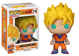 Dragonball Z Super Saiyan Goku POP Vinyl Figure Figurines and Sets