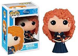 Disney Brave Merida POP Vinyl Figure Figurines and Sets