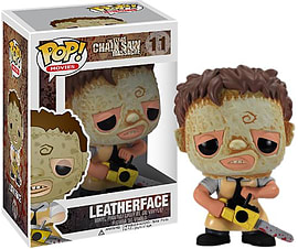The Texas Chain Saw Massacre Leatherface (11) Pop Vinyl Figure Figurines and Sets