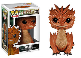 The Hobbit- Smaug POP Vinyl Figure (124) Figurines and Sets