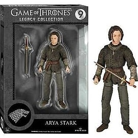 Game Of Thrones Legacy Collection- Arya Stark Action Figure Figurines and Sets