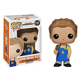 Arrested Development George Michael Bluth Pop Vinyl Figure Figurines and Sets