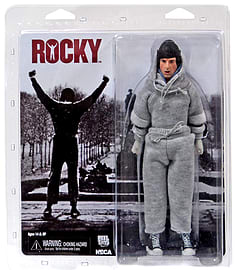 Rocky- Rocky In Sweatsuit 8 Figure Figurines and Sets