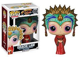 Big Trouble In Little China- Gracie Law POP Vinyl Figure (#152) Figurines and Sets
