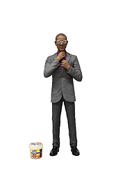 Breaking Bad Gustavo Fring Action Figure Figurines and Sets