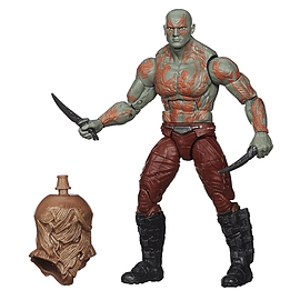 Guardians Of The Galaxy- Drax 6 Figure Figurines and Sets