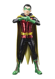 DC Comics- Robin Artfx Statue New 52 Figurines and Sets