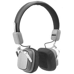 Ngs Artica Supra Foldable Bluetooth 2.1 Wireless Stereo Headphones, 10m, Black/grey PC