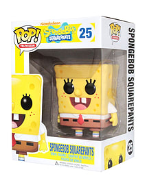 Spongebob Squarepants Pop Vinyl Figure (25) Figurines and Sets