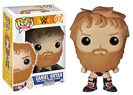 WWE Superstars Daniel Bryan Pop Vinyl Figure Figurines and Sets