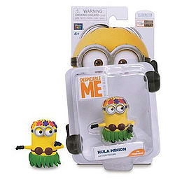 Despicable Me- Hula Minion Action Figure Figurines and Sets