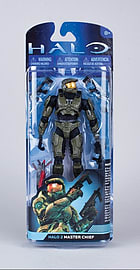 Halo 2- Master Chief Action Figure Figurines and Sets