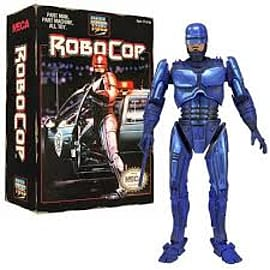 Reel Toys - Robocop Classic Video Game Appearance Figure Figurines and Sets