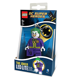 Lego DC Super Heroes Joker LED Keychain Lite Figurines and Sets