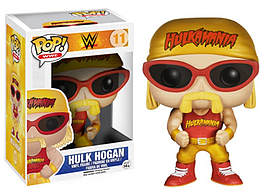 WWE- Hulk Hogan POP Vinyl Figure (11) Figurines and Sets
