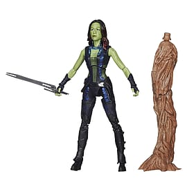 Guardians Of The Galaxy- Gamora 6 Figure Figurines and Sets