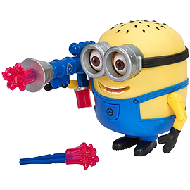 Despicable Me- Minion Jerry (With Jelly Blaster) Action Figure Figurines and Sets